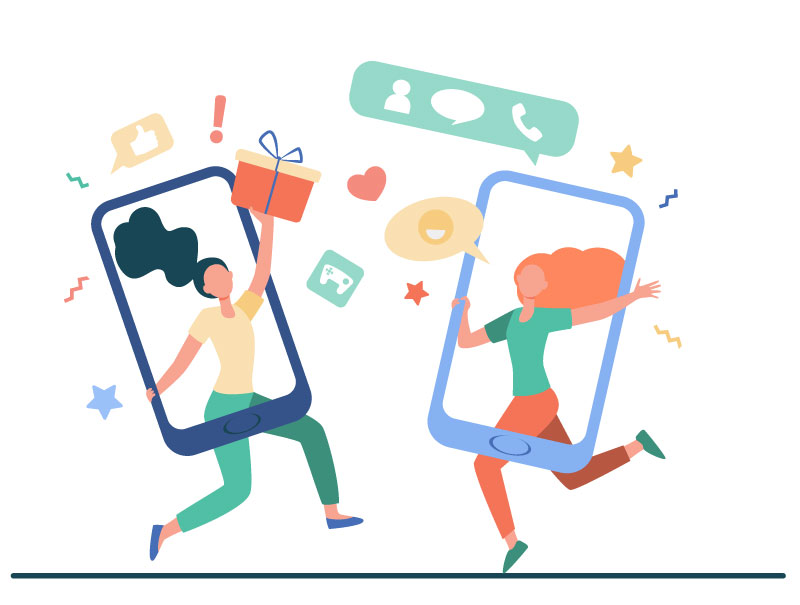 mobile-sharing-app